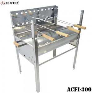 CHURRASQUEIRA ARACEBA EM AÇO INOX ACFI-300