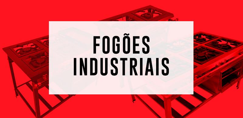 Fogões Industriais